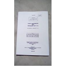 LARKSPUR USER HANDBOOK FOR WIRELESS SET C12
